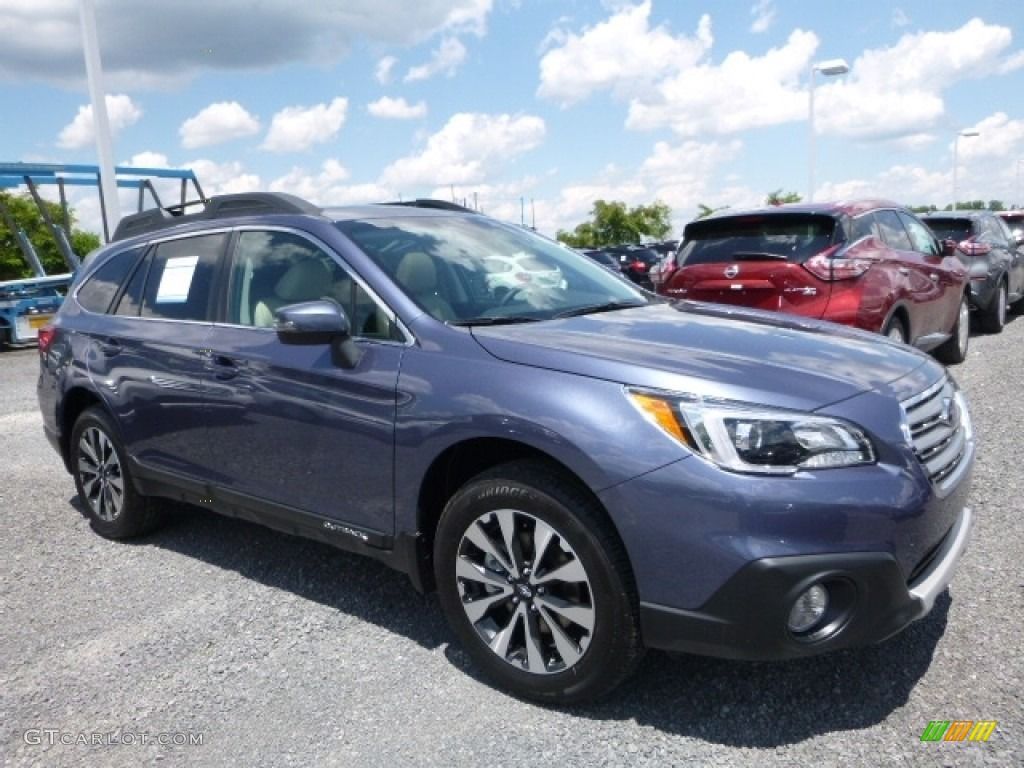 2016 Twilight Blue Metallic Subaru Outback 2 5i Limited
