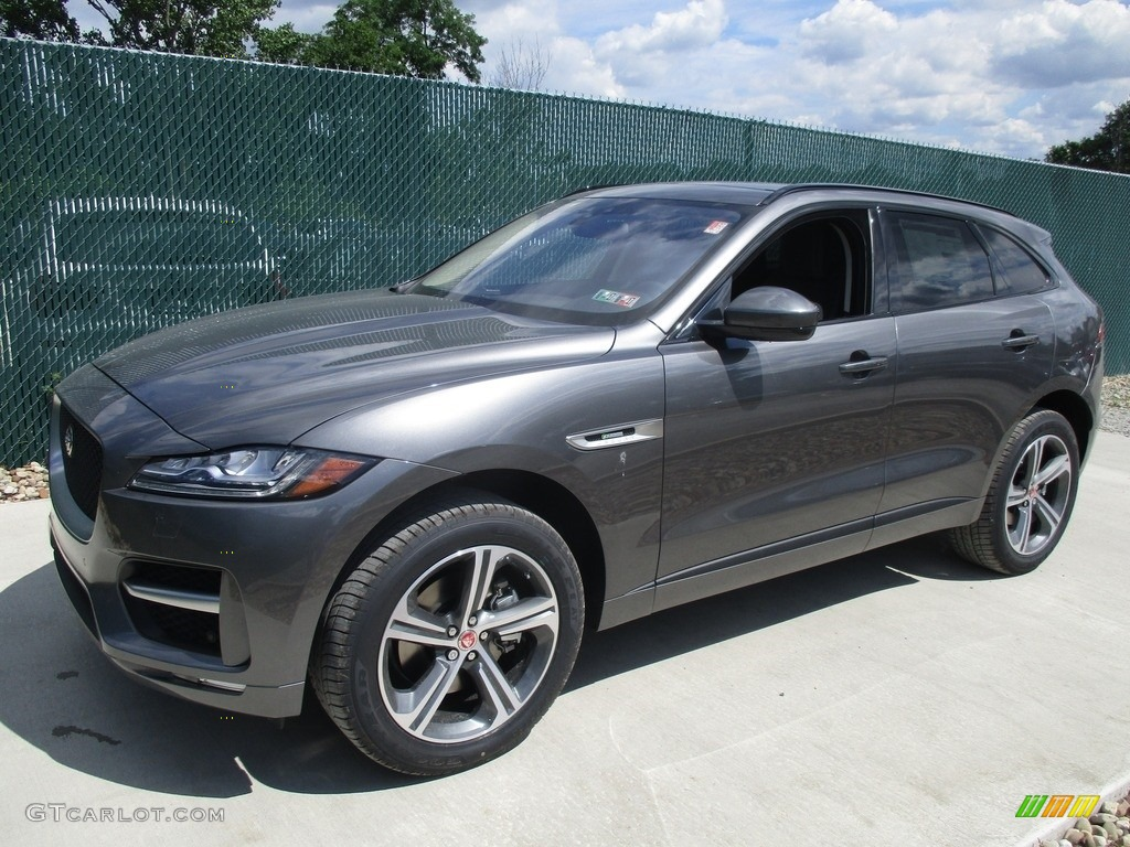 2017 ammonite grey jaguar f pace 35t awd r sport 114079250 photo 9 car color. Black Bedroom Furniture Sets. Home Design Ideas