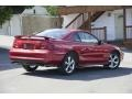 1995 Laser Red Metallic Ford Mustang GT Coupe  photo #3