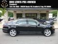 Black 2012 Volkswagen Passat V6 SEL