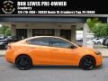 2014 Header Orange Dodge Dart SXT #114078918
