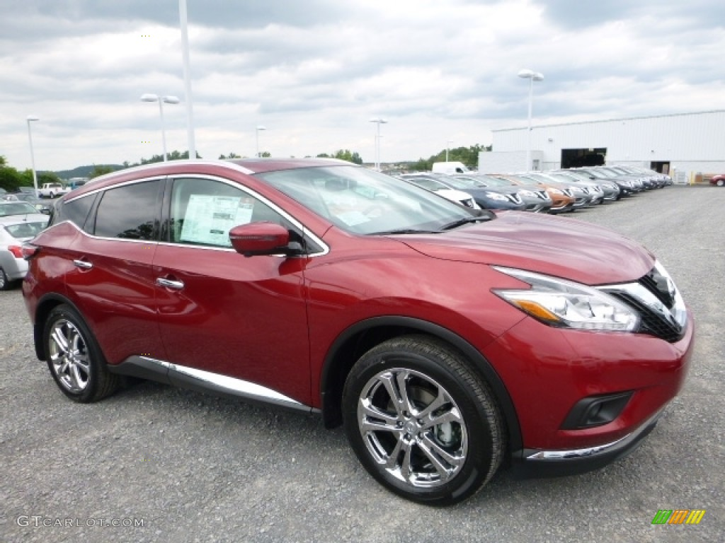 2016 cayenne red nissan murano platinum awd 114109850 car color galleries. Black Bedroom Furniture Sets. Home Design Ideas