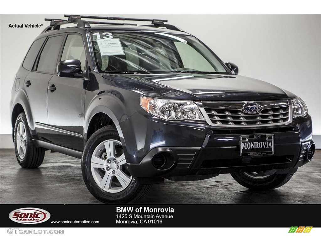 2013 dark gray metallic subaru forester 2 5 x 114109749 photo 22 car color. Black Bedroom Furniture Sets. Home Design Ideas