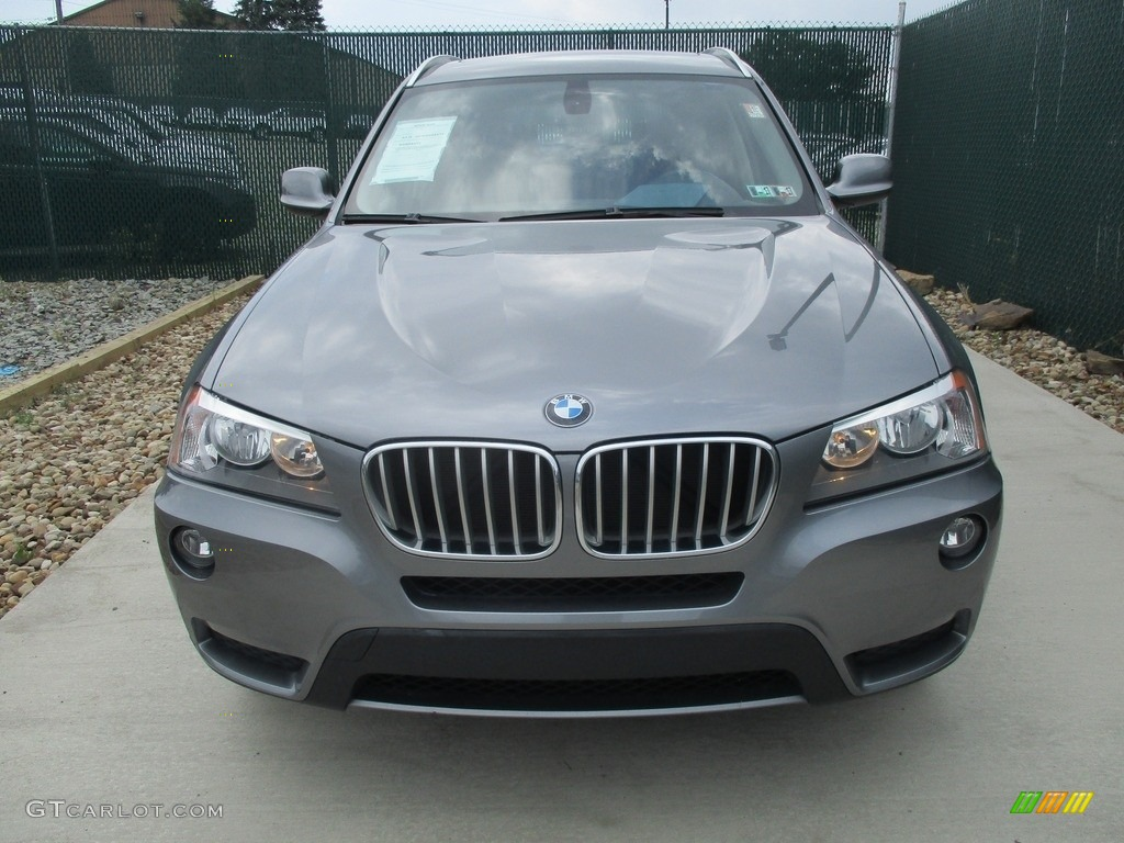 2012 space gray metallic bmw x3 xdrive 28i 114216788 photo 6 car color galleries. Black Bedroom Furniture Sets. Home Design Ideas