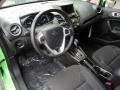 Charcoal Black Interior Photo for 2015 Ford Fiesta #114222855