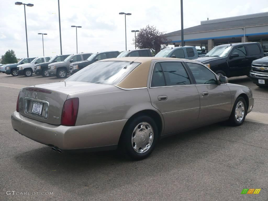 2002 bronzemist metallic cadillac deville dhs 11408431 photo 6 gtcarlot c. Cars Review. Best American Auto & Cars Review