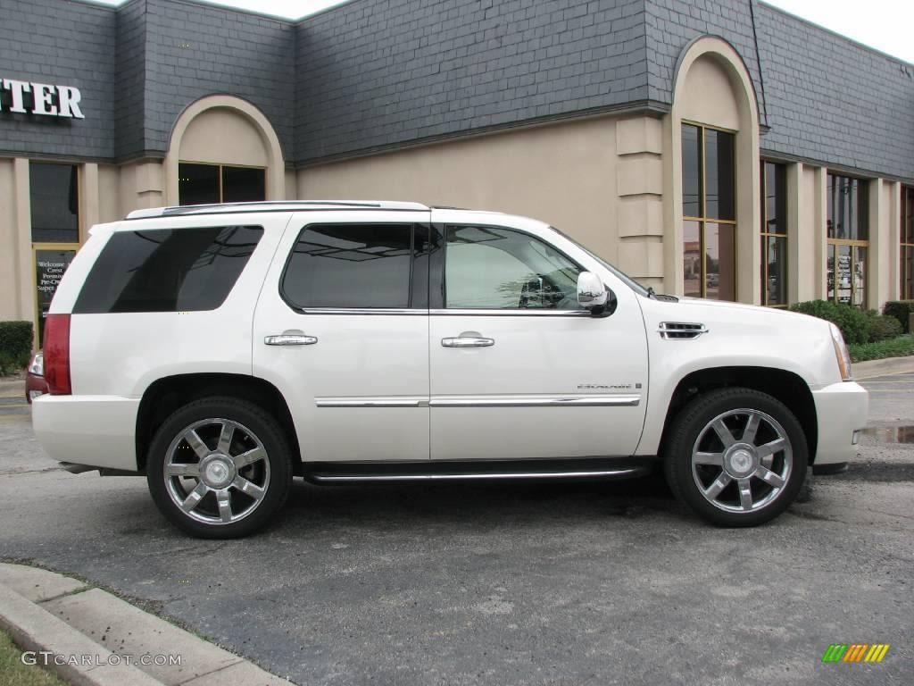 2007 white diamond cadillac escalade 11418295 photo 7. Black Bedroom Furniture Sets. Home Design Ideas