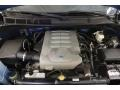2007 Blue Streak Metallic Toyota Tundra SR5 Double Cab 4x4  photo #15