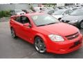 2007 Victory Red Chevrolet Cobalt SS Supercharged Coupe  photo #3
