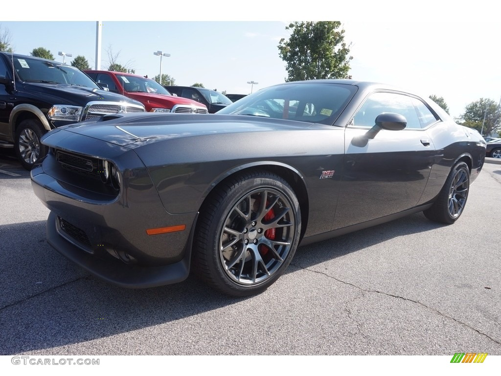 2016 granite crystal metallic dodge challenger srt 392. Black Bedroom Furniture Sets. Home Design Ideas