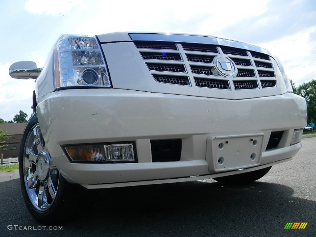 2011 white diamond tricoat cadillac escalade esv premium. Black Bedroom Furniture Sets. Home Design Ideas