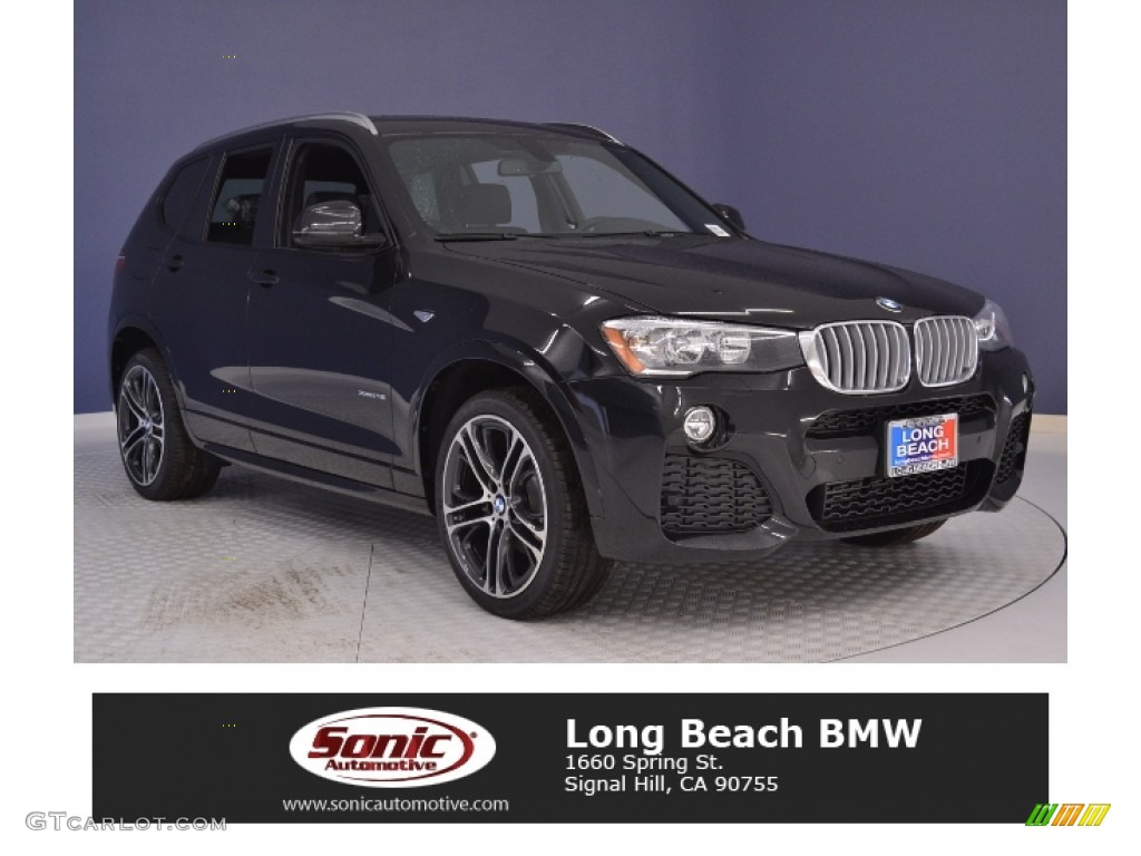 2017 black sapphire metallic bmw x3 xdrive35i 114243582. Black Bedroom Furniture Sets. Home Design Ideas