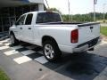 2006 Bright White Dodge Ram 1500 SLT Quad Cab  photo #8