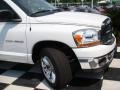 2006 Bright White Dodge Ram 1500 SLT Quad Cab  photo #28