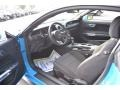 2017 Grabber Blue Ford Mustang V6 Coupe  photo #17