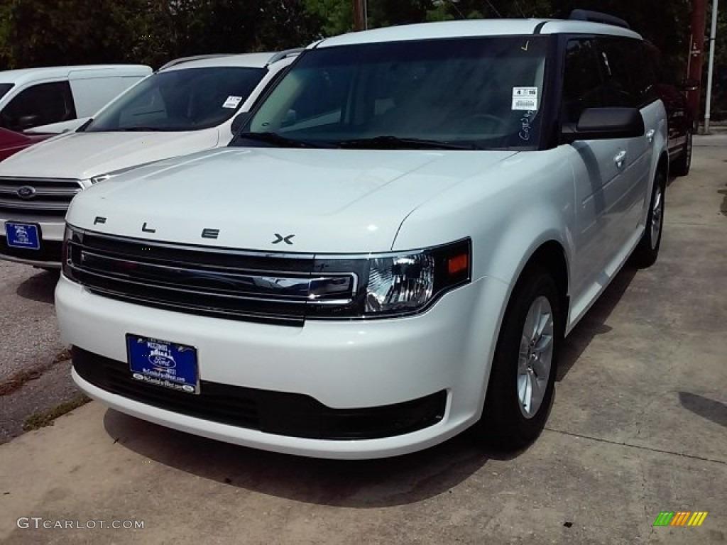 Oxford White Ford Flex