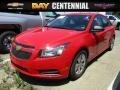 Red Hot 2014 Chevrolet Cruze LS