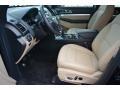 Medium Light Camel Front Seat Photo for 2017 Ford Explorer #114348810