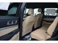 Medium Light Camel Rear Seat Photo for 2017 Ford Explorer #114348852