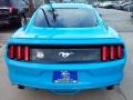 2017 Grabber Blue Ford Mustang Ecoboost Coupe  photo #31