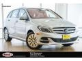 Polar Silver Metallic 2016 Mercedes-Benz B 250e