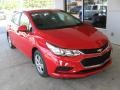 Red Hot - Cruze LS Sedan Photo No. 1