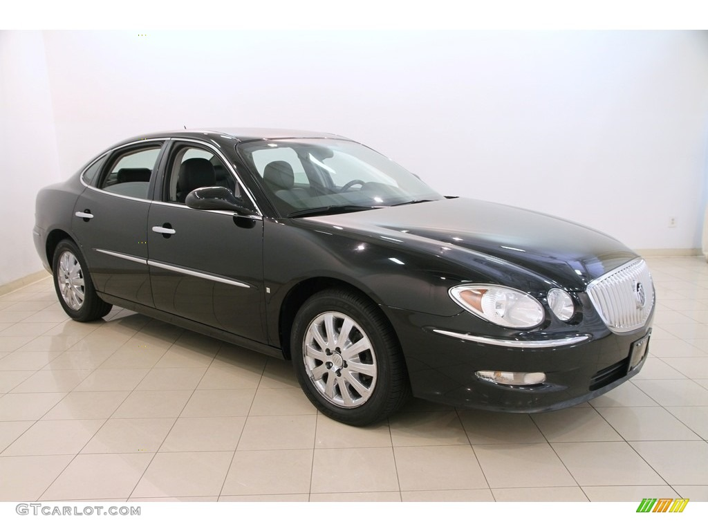 2008 black onyx buick lacrosse cxl 114355059 photo 4 car color galleries. Black Bedroom Furniture Sets. Home Design Ideas