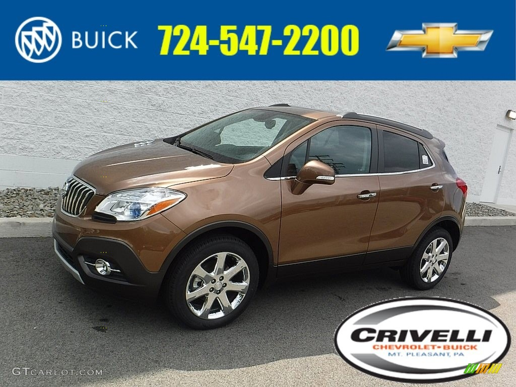 2016 river rock metallic buick encore convenience awd. Black Bedroom Furniture Sets. Home Design Ideas