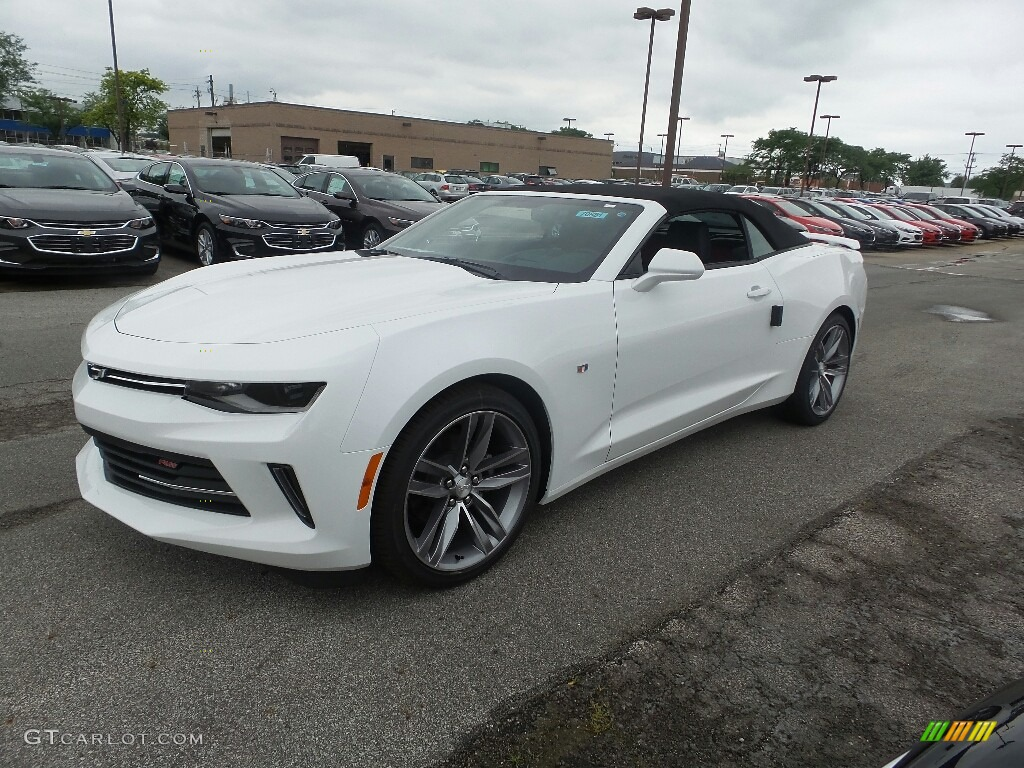2017 summit white chevrolet camaro lt convertible 114382281 car color galleries. Black Bedroom Furniture Sets. Home Design Ideas