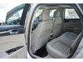 Medium Light Stone Rear Seat Photo for 2017 Ford Fusion #114395290
