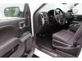2016 Summit White Chevrolet Silverado 1500 LT Crew Cab 4x4  photo #14