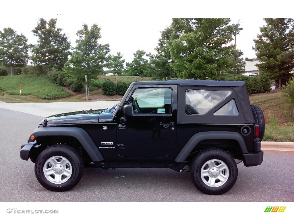 2016 black jeep wrangler sport 114409170 photo 15 car color galleries. Black Bedroom Furniture Sets. Home Design Ideas