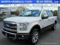 White Platinum 2016 Ford F150 Gallery