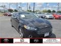 2013 Tuxedo Black Metallic Ford Fusion Titanium  photo #1