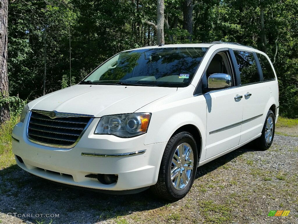 2009 stone white chrysler town country limited. Black Bedroom Furniture Sets. Home Design Ideas