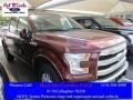 Bronze Fire 2016 Ford F150 Lariat SuperCrew 4x4