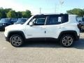 2016 Alpine White Jeep Renegade Limited 4x4  photo #3