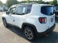 2016 Alpine White Jeep Renegade Limited 4x4  photo #4