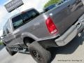 2002 Dark Shadow Grey Metallic Ford F250 Super Duty Lariat Crew Cab 4x4  photo #34