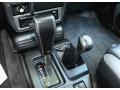 2001 VehiCROSS  4 Speed Automatic Shifter