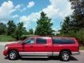 2006 Flame Red Dodge Ram 1500 Laramie Mega Cab #114544393