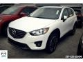 2016 Crystal White Pearl Mica Mazda CX-5 Grand Touring #114544774