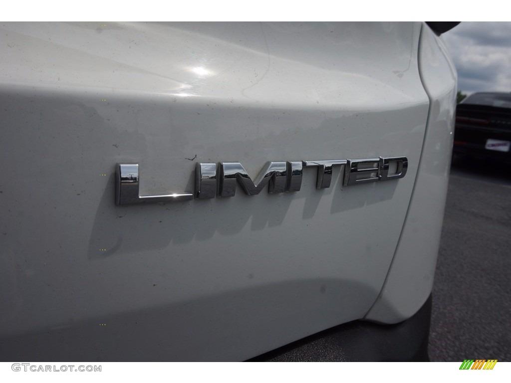 2016 Renegade Limited - Alpine White / Black photo #17