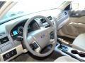 2011 Sterling Grey Metallic Ford Fusion Hybrid  photo #5