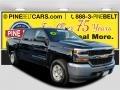 2016 Black Chevrolet Silverado 1500 LT Crew Cab 4x4 #114594880