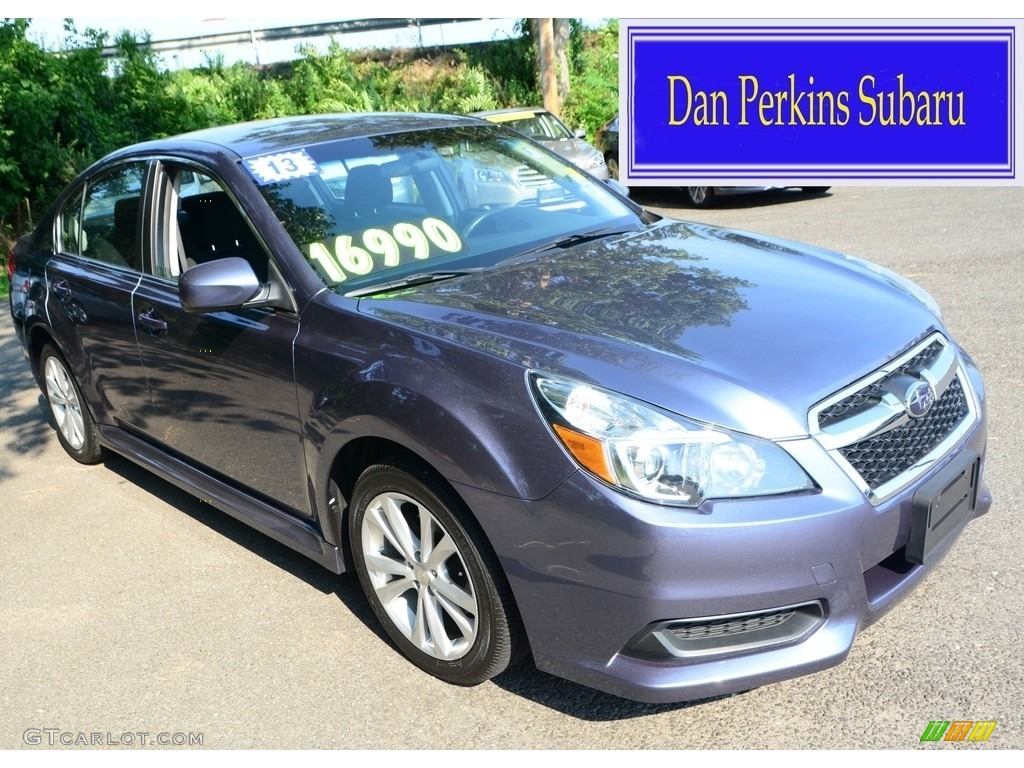 2013 twilight blue metallic subaru legacy premium 114594857 photo 13 car. Black Bedroom Furniture Sets. Home Design Ideas