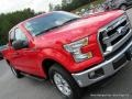 2016 Race Red Ford F150 XLT SuperCab 4x4  photo #29