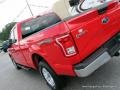 2016 Race Red Ford F150 XLT SuperCab 4x4  photo #31