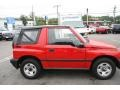 Wildfire Red - Tracker Soft Top 4x4 Photo No. 4