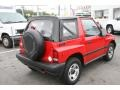Wildfire Red - Tracker Soft Top 4x4 Photo No. 5